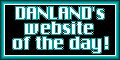 Danland's website of the day