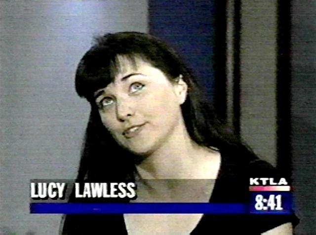 Lucy lawless pornstar